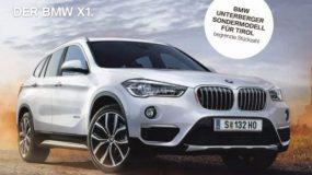BMW Unterberger Sondermodell