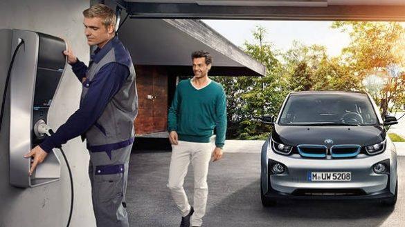 BMW i Service