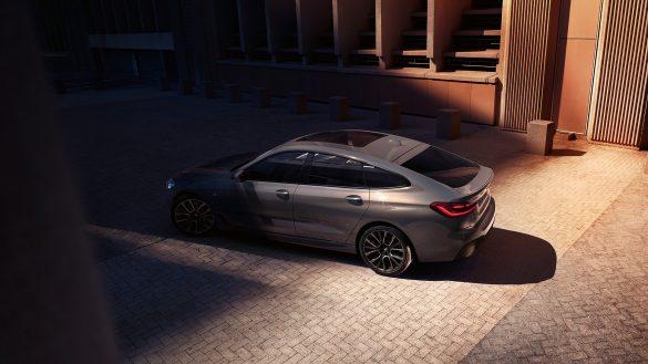 BMW 6er Gran Turismo Exterieur