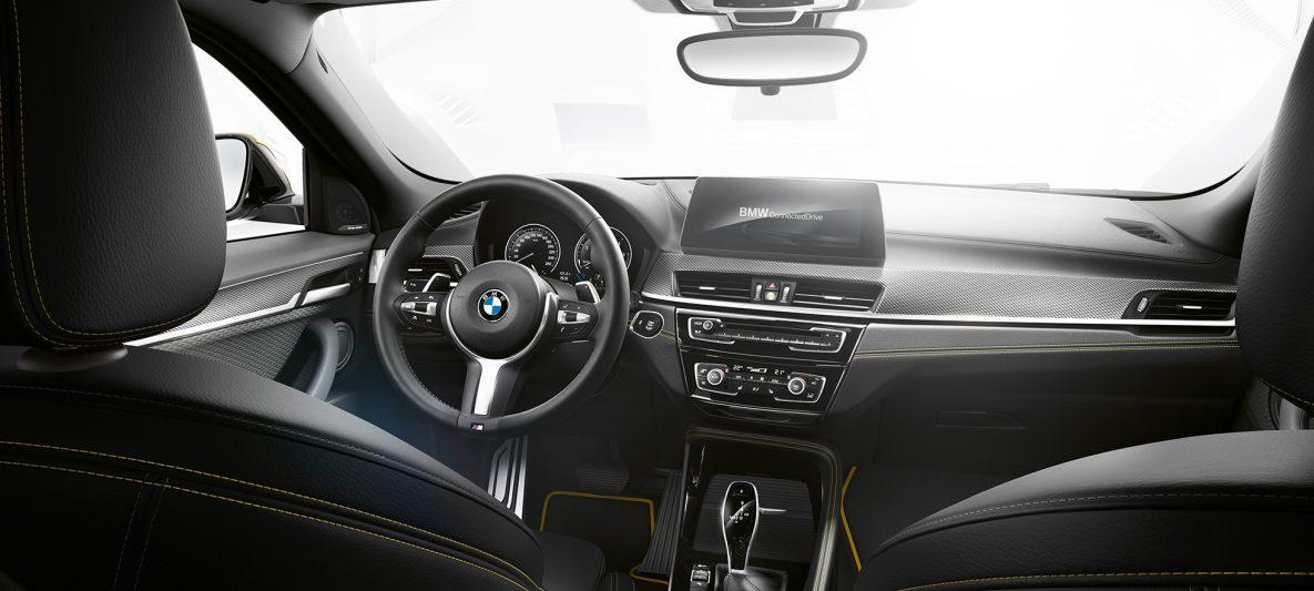 BMW X2 2018 F39 Cockpit Interieur