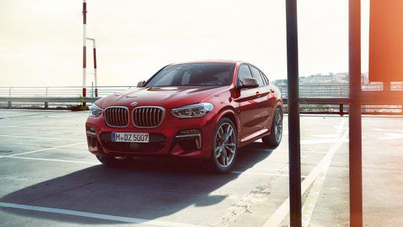 BMW X4 Exterieur