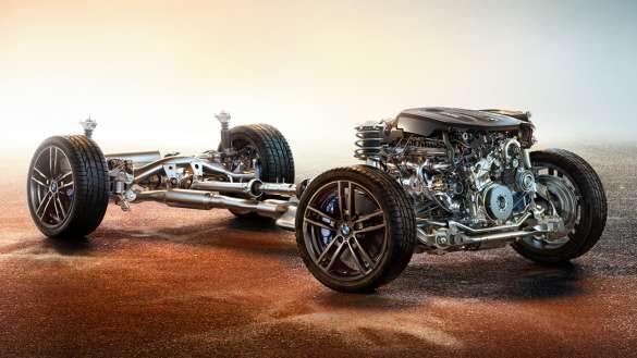 BMW 2er Cabrio Fahrwerk