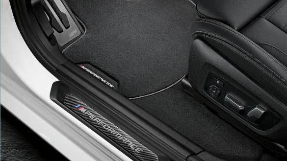 BMW X3 G01 M Performance Fußmatte 2021