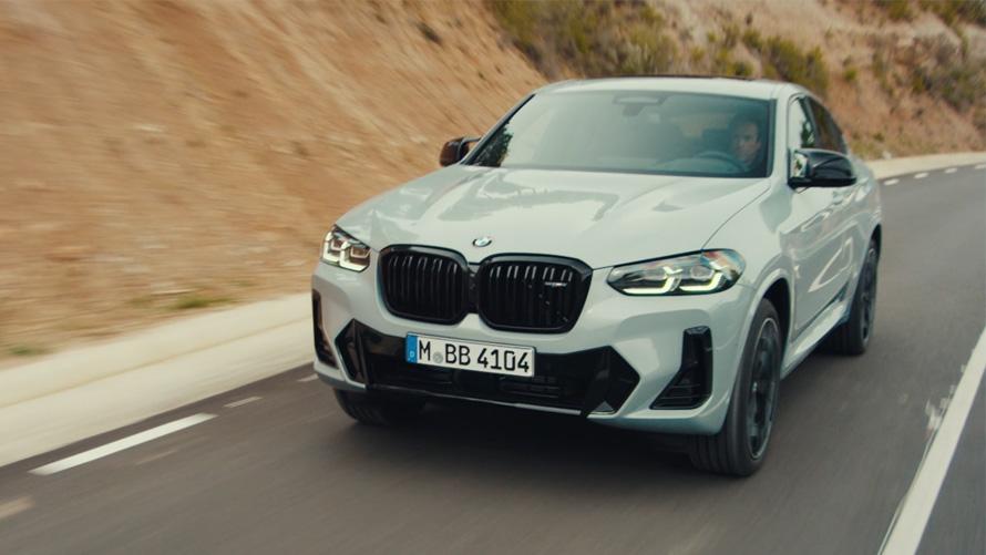 BMW X4 G02 Exterieur 2021