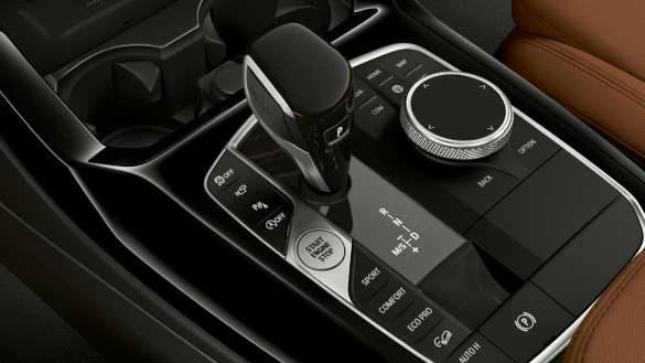 BMW X3 M40i M40d G01 LCI Facelift 2021 8-Gang Steptronic Sport Getriebe Gangwahlschalter Inneraum